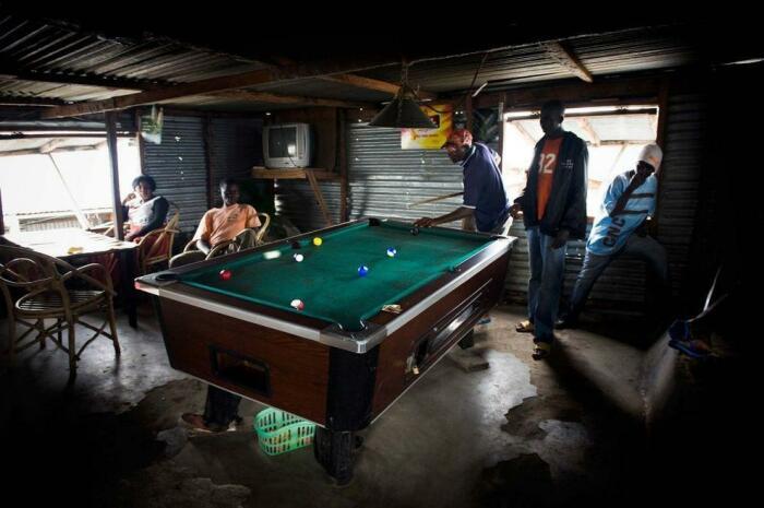 Жители острова живут в достатке по местным меркам / Фото: timeallnews.ru