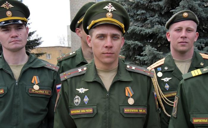 Капитан в сухопутных войсках может стоять во главе практически каждого профильного подразделения, на флоте ситуация кардинально отличается / Фото: moovso.ru