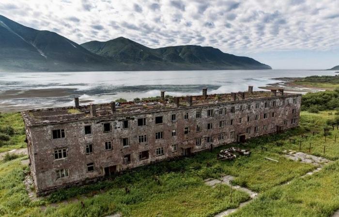 В 60-х был построен поселок и необходимые объекты инфраструктуры / Фото: gubdaily.ru