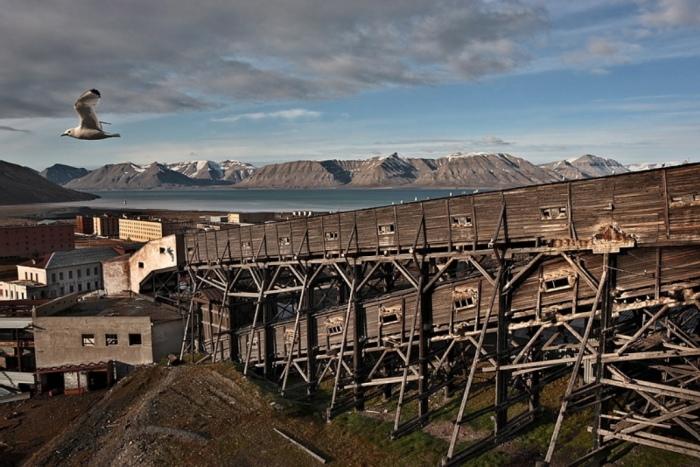 В послевоенное время шахты были восстановлены / Фото: fishki.net