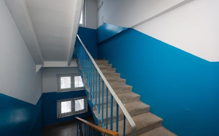 В советских постройках концепция возведения лестниц была изменена / Фото: realt.onliner.by