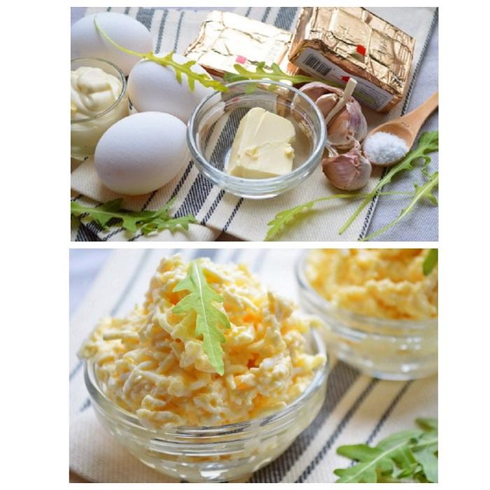 Продукты для приготовления салата / Фото: postila.ru