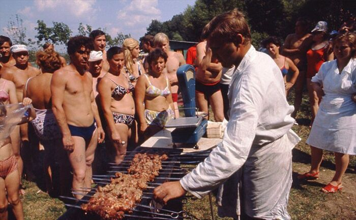 В СССР даже не догадывались, что есть другие способы сделать мясо вкусным и сочным / Фото: 123ru.net