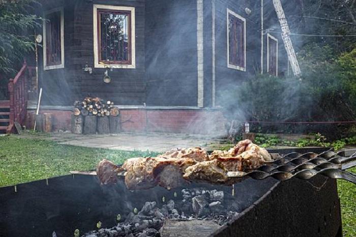 В отличие от россиян, европейцы даже не имеют право жарить в саду шашлык / Фото: news.myseldon.com