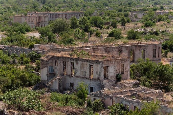 Во времена СССР на территории города функционировали заводы / Фото: informnapalm.org