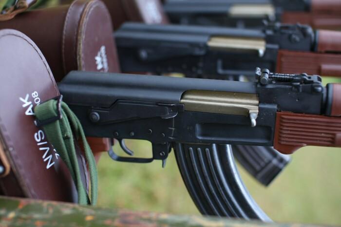 Это оружие имеет простую конструкцию, оно надежное и в эксплуатации удобное / Фото: soha.vn