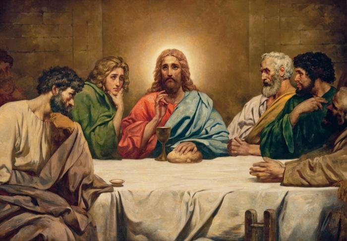 Храм возник еще тогда, когда прошла в простом доме Тайная вечеря Иисуса с учениками / Фото: nesterenko.arts.mos.ru