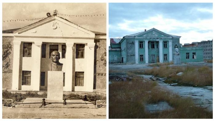 Иультин – тайна исчезновения советского города-призрака