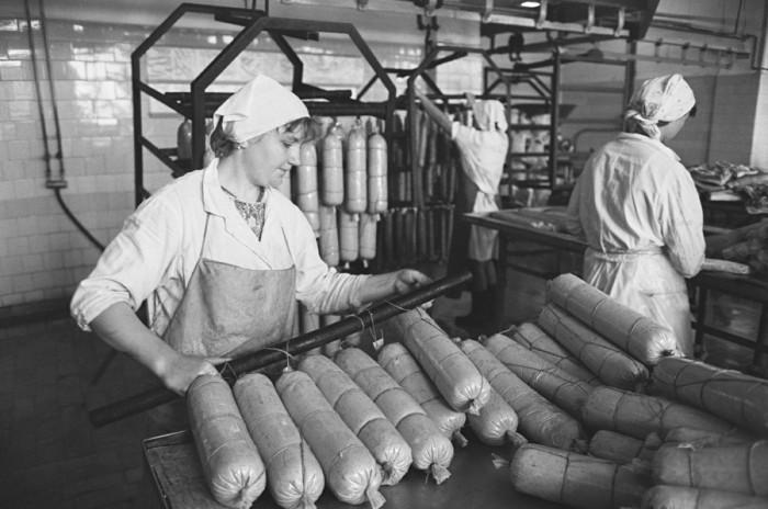 Во времф ВОВ качество колбасы значительно ухудшилось / Фото: www.rbth.com