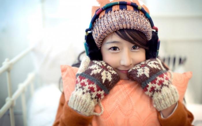 Зимой японцы согреваются по-разному / Фото: wallhere.com