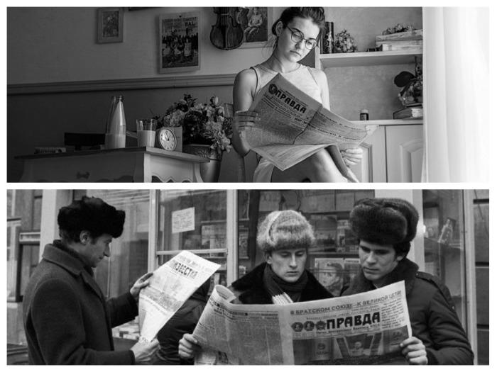 Попытки познакомиться через газету не всегда были успешными / Фото: avto.goodfon.ru