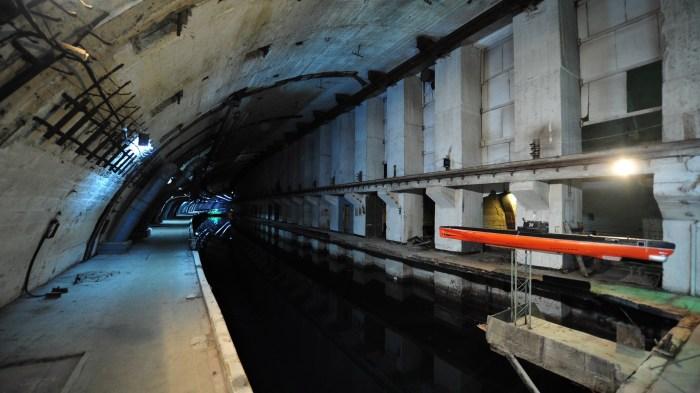 На территории завода был открыт музей / Фото: crimea-photo.com