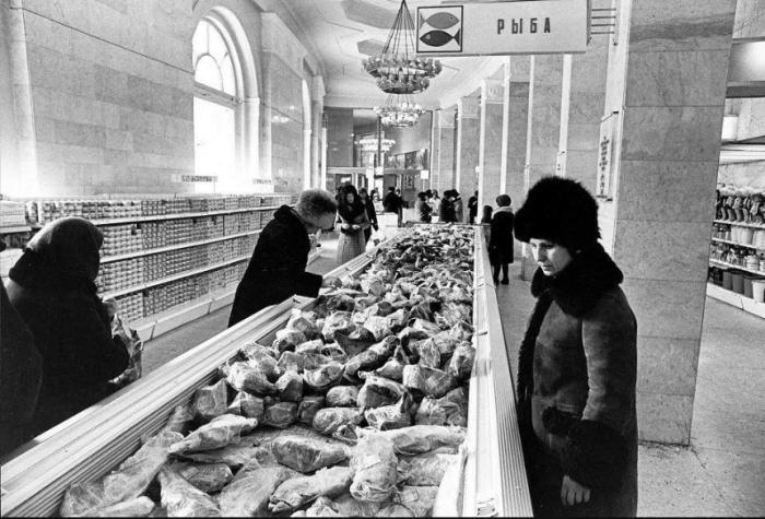 Жители ЗАТО не знали, что такое дефицит товаров / Фото:  yandex.ua