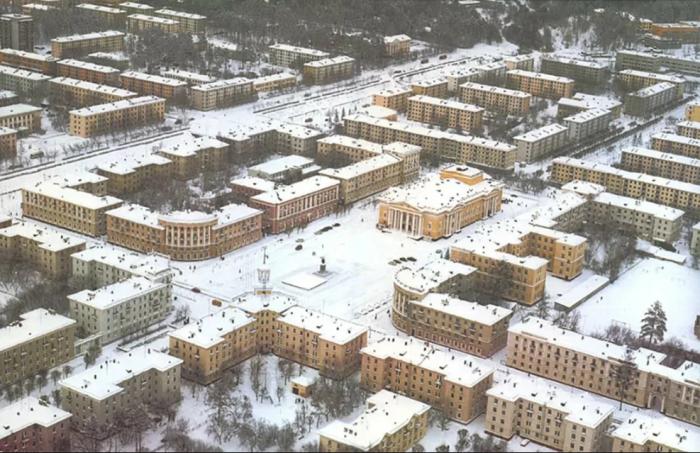 Жители городка и не догадывались, что в Загорске работали над бактериологическим оружием / Фото: yandex.ua