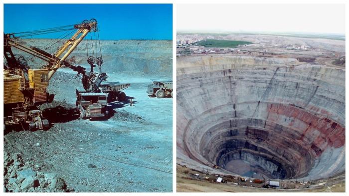 К середине 50-х геологам удалось найти несколько месторождений драгоценного камня / Фото: babanina-amulet.ru