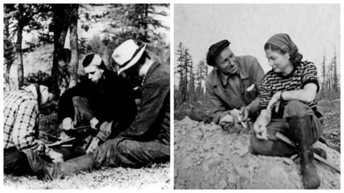 Благодаря геологам, посвятившим себя поискам залежей алмазов, СССР стала могущественной державой / Фото: twitter.com