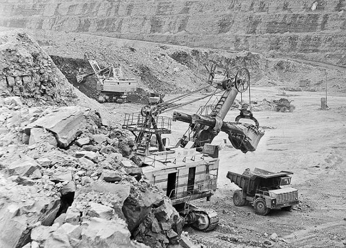 На Урале было недостаточно алмазов для удовлетворения потребностей СССР / Фото: ok.ru