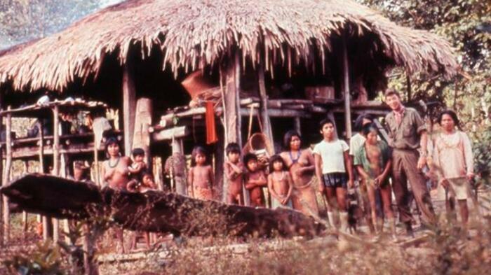 В регионе живут индейские племена с собственным жизненным укладом и находятся под протекторатом ООН / Фото: topgear.com.sg