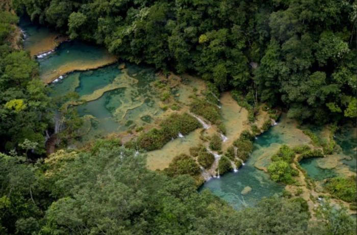 К данной местности примыкают 2 природных национальных заповедника, которые находятся под охраной ЮНЕСКО / Фото: wikimapia.org