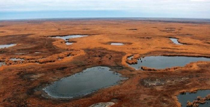 Аральское море периодически высыхает и снова наполняется / Фото: fotovmire.ru