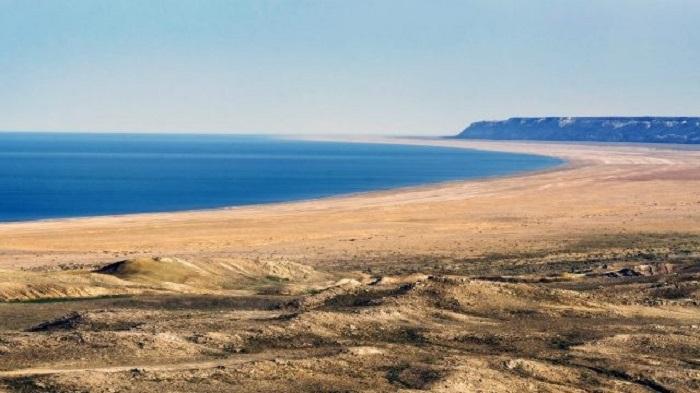 Аральское море периодически высыхает и снова наполняется. / Фото: fotovmire.ru