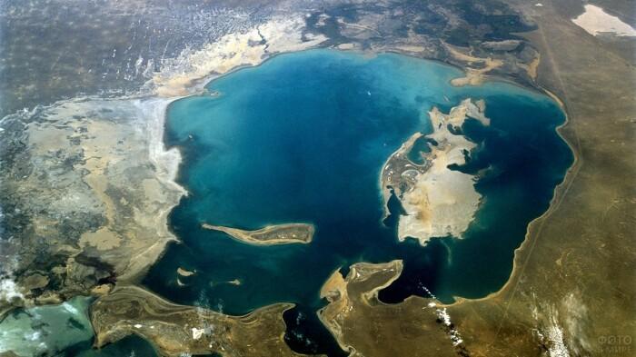 Ученые выяснили, что жизненный цикл Аральского моря составляет 650-700 лет / Фото: fotovmire.ru