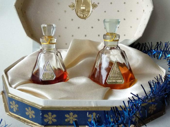 Новогодняя коллекция. / Фото: fragrantica.ru