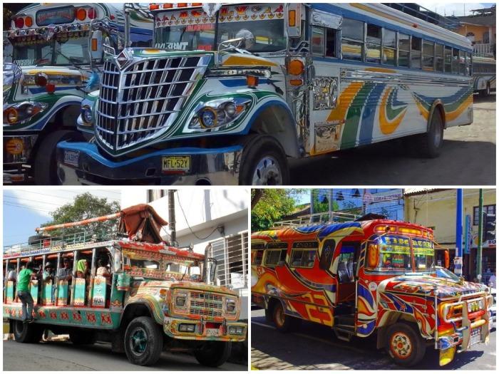 Вариаций пассажирских автобусов на базе грузовиков существует множество / Фото: yaplakal.com