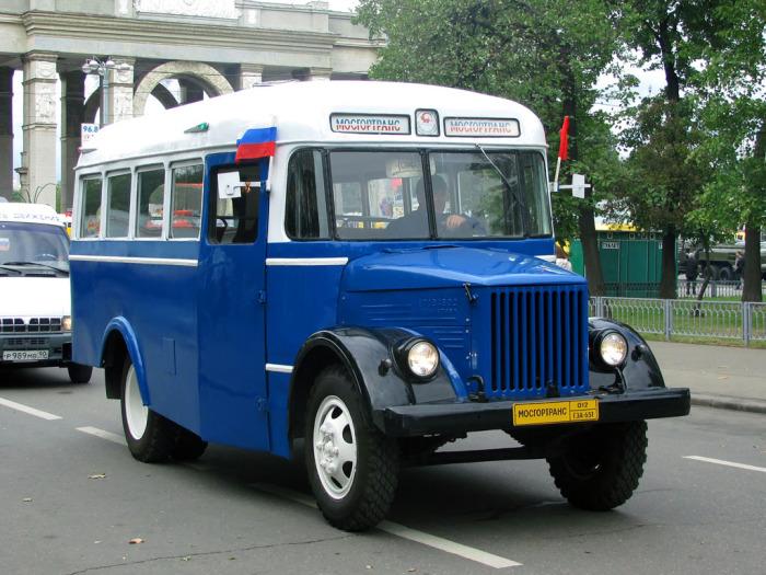 Из-за ужесточения экологических требований и модернизации предприятия производство капотных автобус было приостановлено / Фото: fotobus.msk.ru