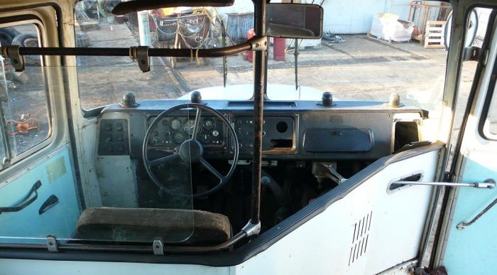 Особыми удобствами автобус не отличался / Фото: yaplakal.com
