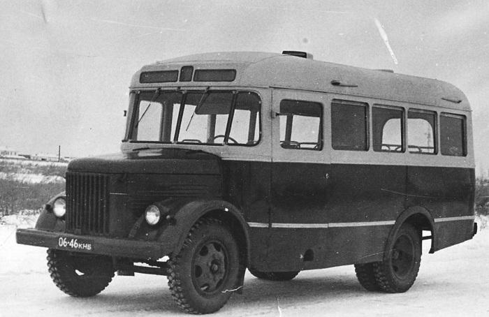 В 1958 году был выпущен первый новый автобус КАвЗ-651 / Фото: popmech.ru