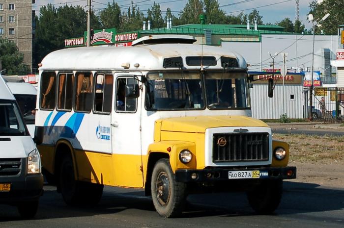 Автобусы КАвЗ можно встретить на российских дорогах и сегодня / Фото: fotobus.msk.ru