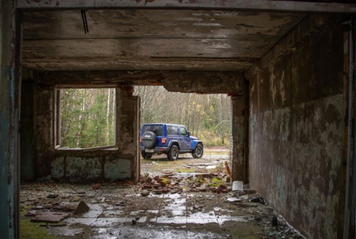 После распада СССР КБТ была закрыта, сегодня внутри ствола пребывать опасно из-за сильных разрушений / Фото: drive2.com