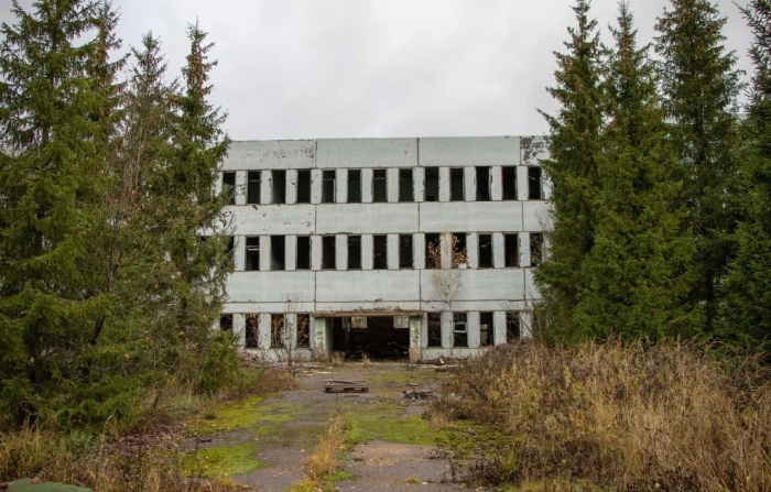 Результаты, полученные в ходе испытаний, направлялись в НИИ и вычислительный центр, которые находились по близости / Фото: wozap.ru