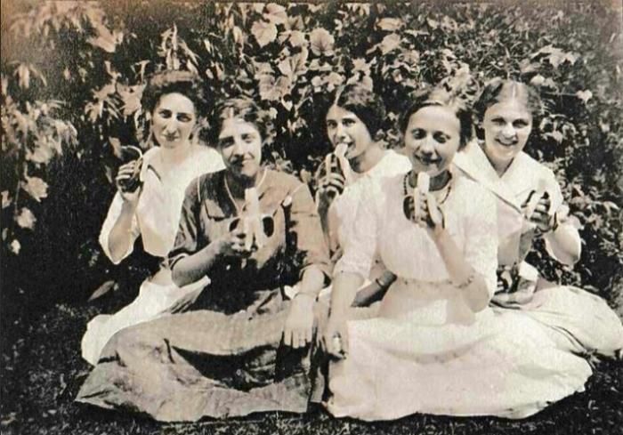 Первые бананы появились в Советском Союзе в 1938 году / Фото: banana.by