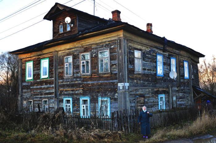 До 60-х годов людей селили в бараки, коммуналки или общежития / Фото: for-ua.info