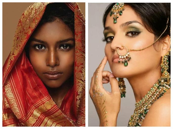 У азиатов тоже темный цвет кожи / Фото: yandex.ru