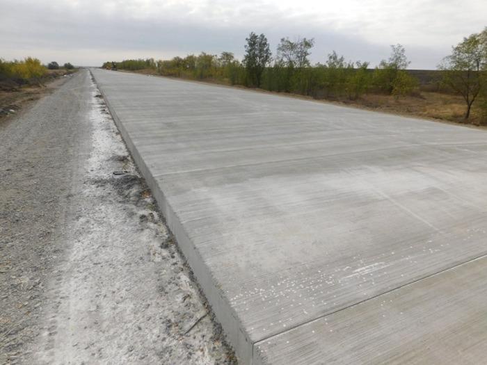 Дорожное покрытие из бетона прослужит в 2-3 раза дольше / Фото: bauexpert.com.ua