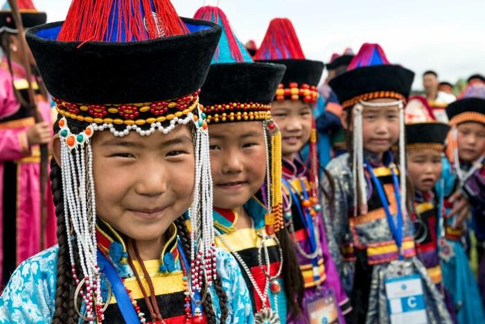 Плотность населения Монголии одна из самых небольших - 2 человека на 1 кв.м / Фото: eden-tour.ru