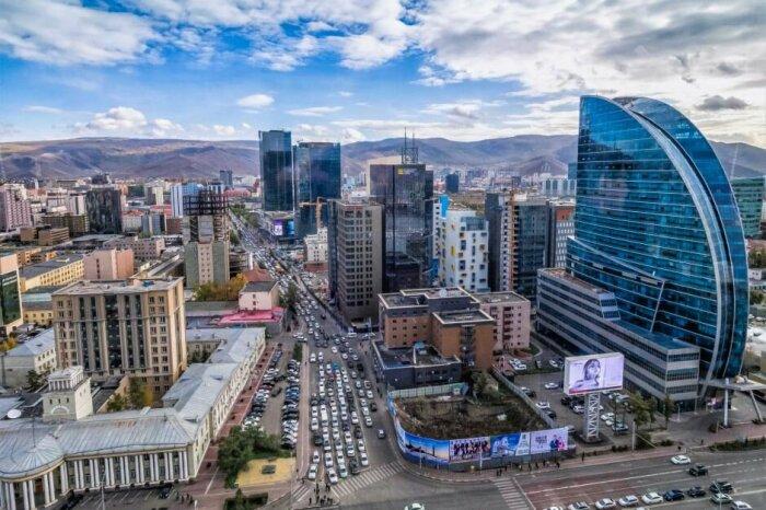 Большая часть населения Монголии живет в столице страны Улан-Батор / Фото: zabbusiness.ru