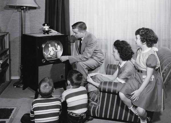 Телевизор был предметом гордости / Фото: what.com.ua