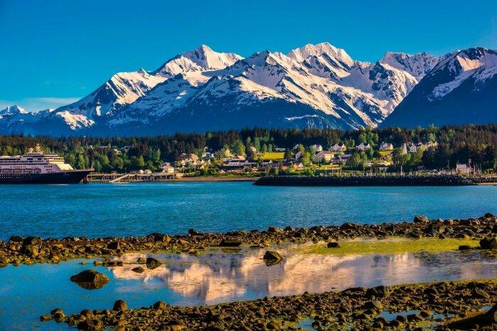 На Аляске был сформирован специальный «Парламентский фонд штата Аляски» / Фото: kartinkin.com