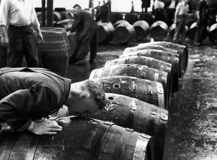 Употребляя местное пиво, немцы не учли, что советские люди добавляли в него мышьяк / Фото: drive2.com