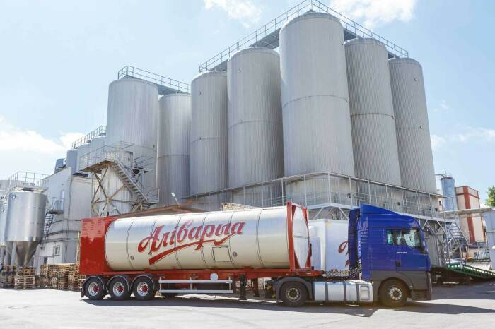Сейчас завод выпускает пиво под торговой маркой «Аливария» / Фото: tourister.ru