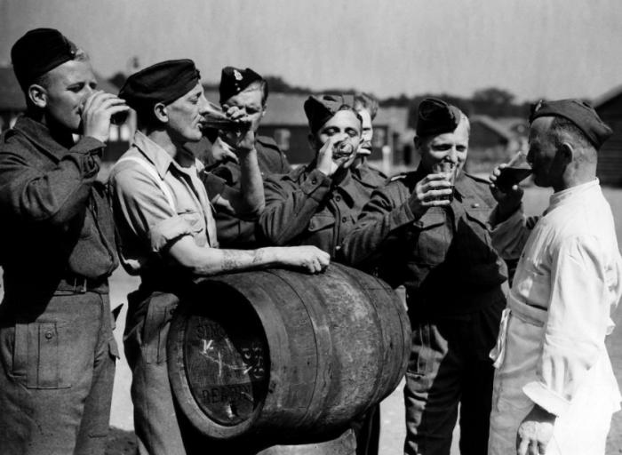 Именно любовь к пиву и сыграла решающую роль для сооружения, точнее целого завода / Фото: liveinternet.ru