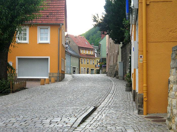Вплоть до того момента, пока не закончилась Вторая мировая война, в Германии везде укладывалась брусчатка из гранита / Фото: granit-elit.com.ua