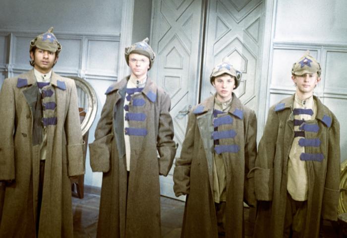 Буденовки просуществовали недолго, хотя стали одной из главных отличительных характеристик красной армии / Фото: gazeta.ru