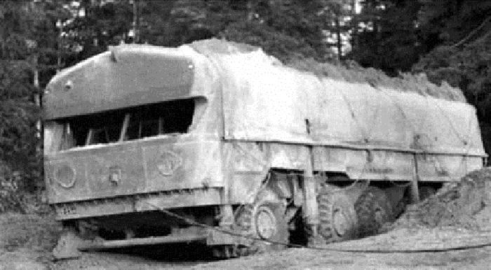 Советскому командованию была необходима машина для безопасного размещения командного пункта / Фото: litvek.com