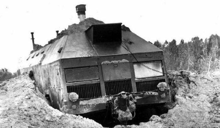 Основная цель бункера - спрятаться под землей / Фото: nevsedoma.com.ua