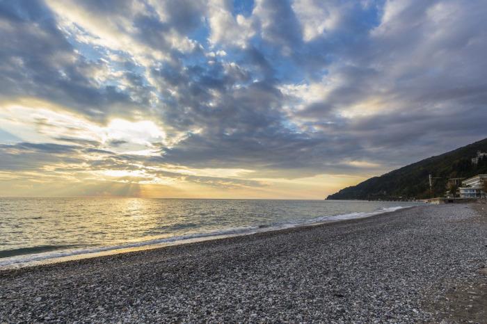 У каждого отеля есть свой пляж на черноморском побережье / Фото: mysnadezhda.ru